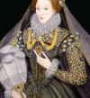 Elizabeth the First, artist unknown