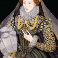 Elizabeth the First, artist unknown