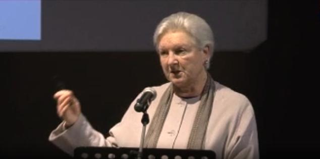 Ruth Towse's talk