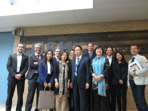 Beijing Intellectual Property Office visit September 16th 2014 118