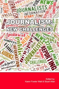 Journalism: New Challenges (book cover)