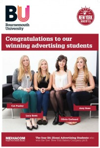Flair Agency takes top marks for campaign designed as part of Campaign Planning unit