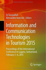 ICTs in Tourism 2015