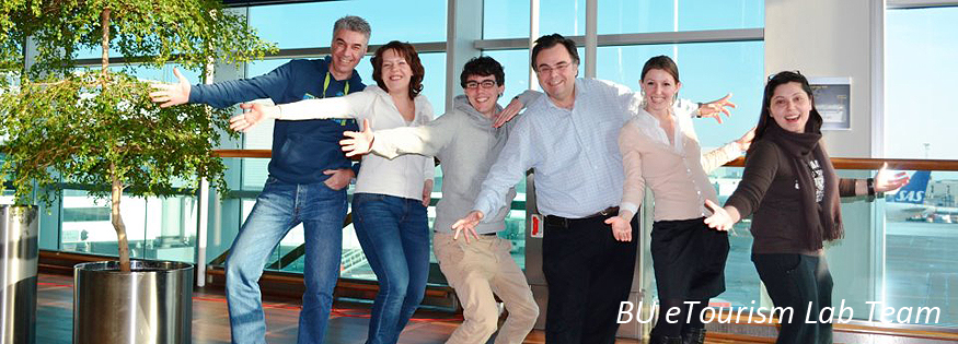 BU eTourismLab Team