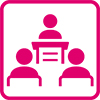 Icon for Lecture/talk