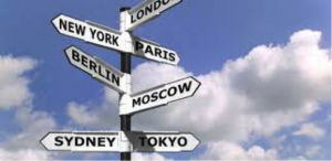 Abroad signposts png
