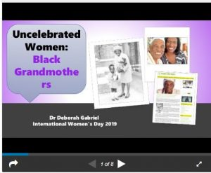Black Grandmothers