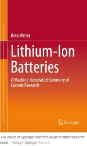Lithium-Ion Batteries book cover