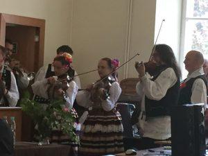 Folk Musicians Poland