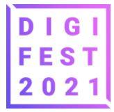 Digifest 2021 logo