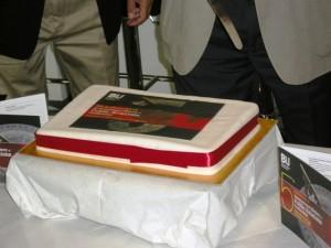IHPRC 2014 cake