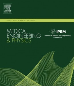 Medical Engineering and Physics cover