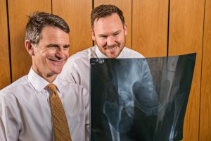 Orthopaedic Research Tom Wainwright Rob Middleton Robotic Hip replacement
