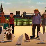 Animation shot from short film