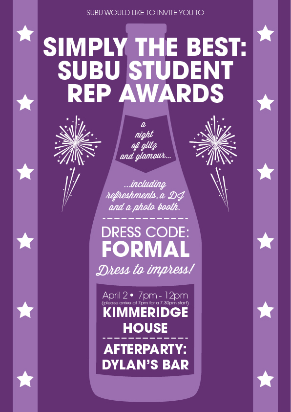 Awards Invite