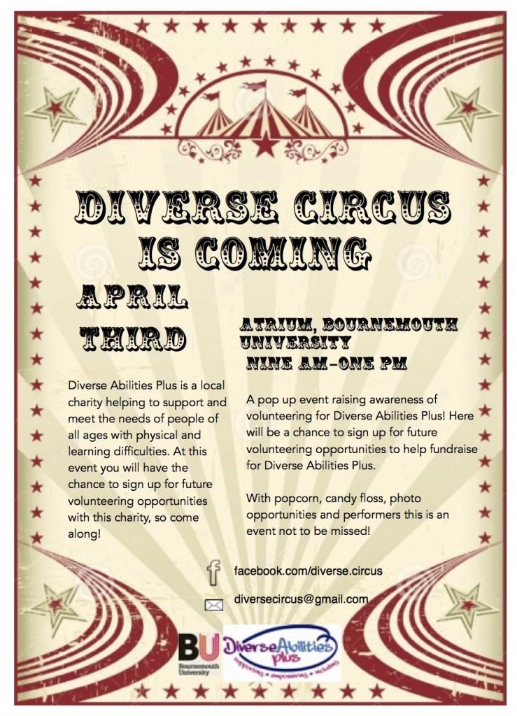 Diverse Circus Poster