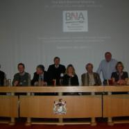 Jan Wiener presented wayfinding work at the BNA Christmas Symposium at the Royal Society