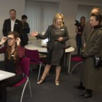 Wayfinding projects presented to the Princess Anne
